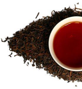 Рассыпной Мэнхайский чай Шу Пуэр №120  - фото