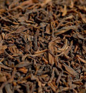 Рассыпной Мэнхайский чай Шу Пуэр №120