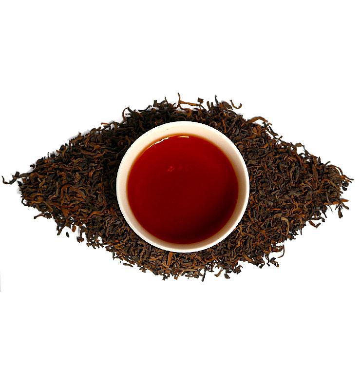 120 4 - Рассыпной Мэнхайский чай Шу Пуэр (№120)