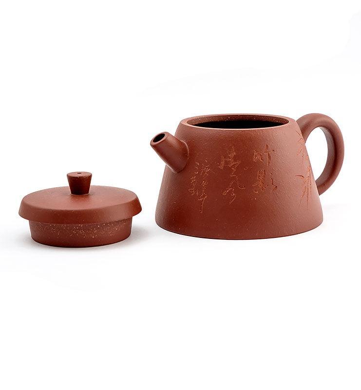 Чайник из исинской глины Цзи Ни «Колокол» 140мл  - фото 4