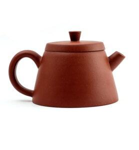 Чайник из исинской глины Цзи Ни «Колокол» 140мл  - фото 2