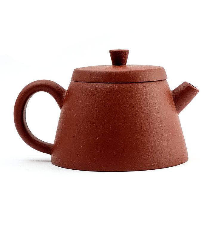 Чайник из исинской глины Цзи Ни «Колокол» 140мл  - фото 3