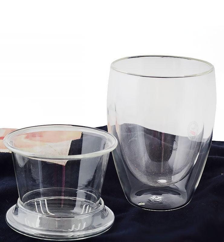 glassss 2 - Стакан (термо) с крышкой и ситом 350 мл