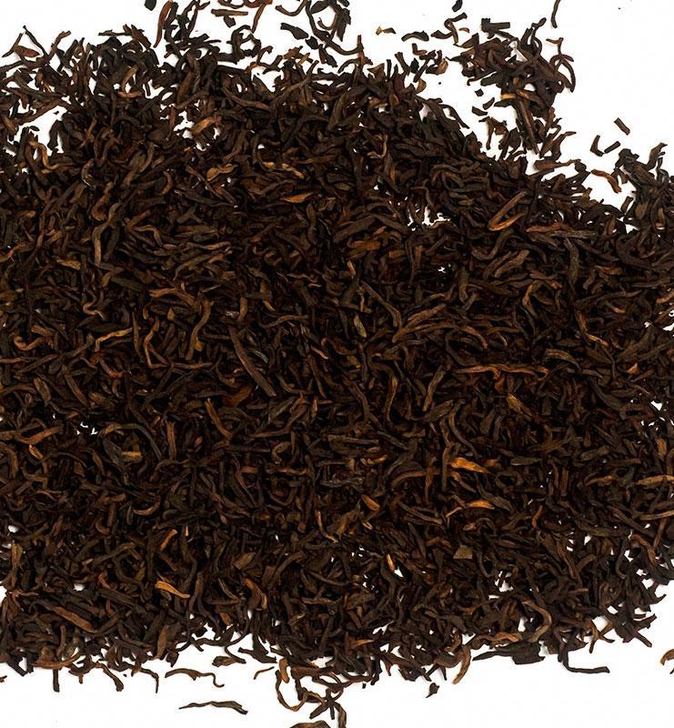 Мэнхай Лао Шу Пуэр, выдержанный рассыпной чай №400