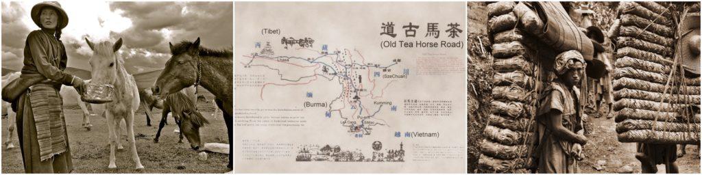 Именно из местности «Пуэр» начинался знаменитый Великий Чайный Путь