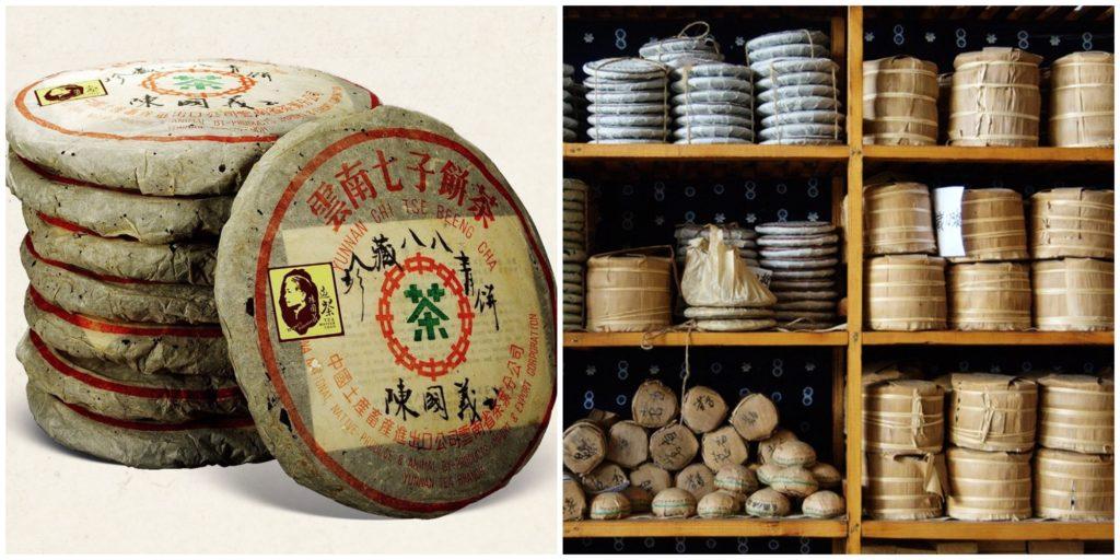 Правила для хранения Пуэра заметно отличаться от тех, что характерны для других видов чая