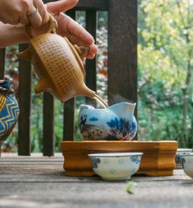 """Традиционное чаепитие """"Пинь Ча"""""""
