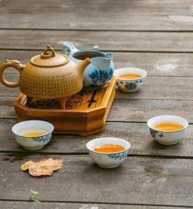 Традиционное чаепитие «Пинь Ча»  - фото