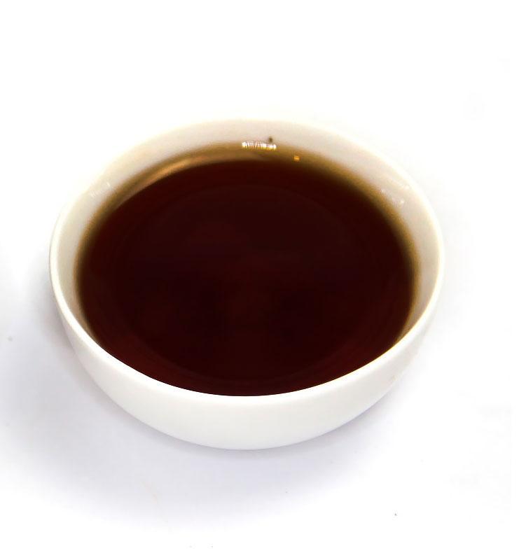 Шу Пуэр рассыпной чай в мандарине (№100)  - фото 4