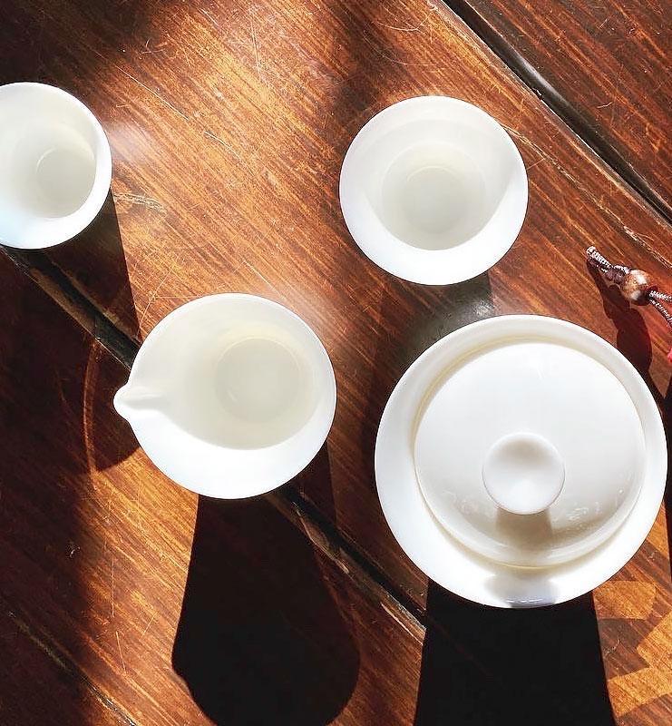 Сервиз фарфоровый «Один чай — одно путешествие»  - фото 5