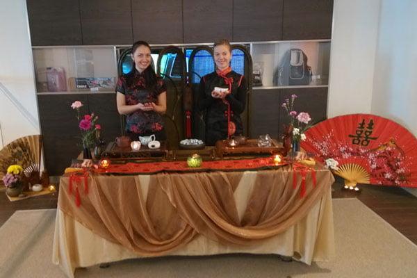 0203 - Выездная чайная церемония, различные виды, с договорной ценой