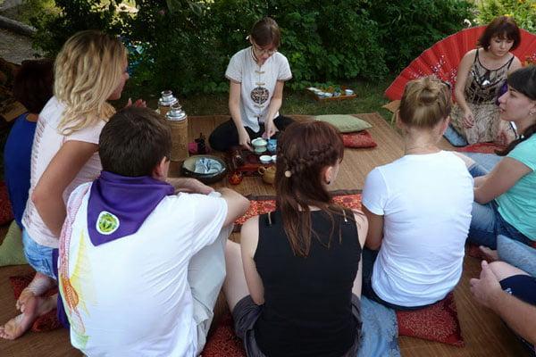 0206 - Выездная чайная церемония, различные виды, с договорной ценой