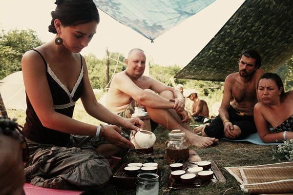 0207 - Выездная чайная церемония, различные виды, с договорной ценой