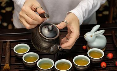 Чаочжоуская Чайная Церемония