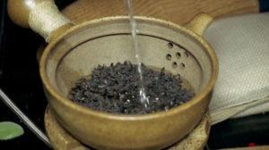 Интересный спосoб приготовления чая