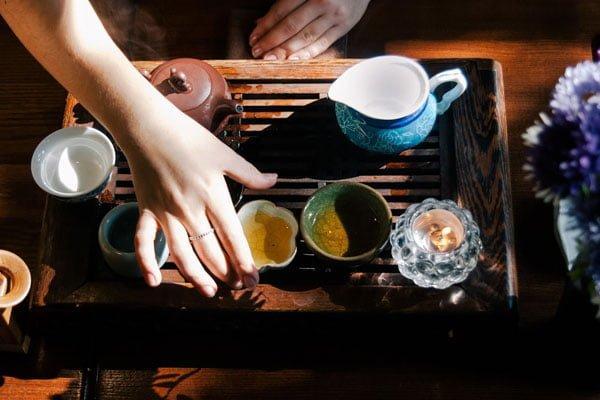 Атмосфера Чайного клуба