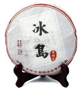Бин Дао, прессованный  Шэн Пуэр 2016 год №250