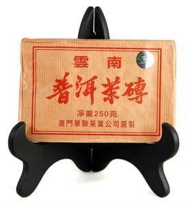 Ча Чжуань, прессованный чай Шу Пуэр  2006 года №800