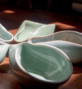 Чахэ для подачи чая «Цинци»  - фото