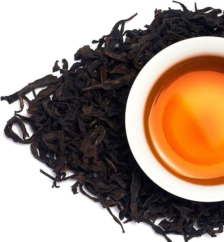 Да Хун Пао северофуцзяньский чай Улун № 150