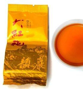 Лао Да Хун Пао северофуцзяньский чай Улун № 2400