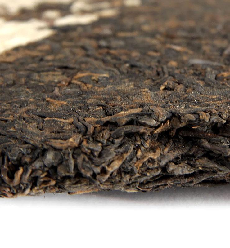 din sin 2 - Дин Син Тао, прессованный чай Шу Пуэр 2006 года (№800)