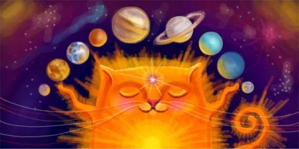 Чайный калейдоскоп планет