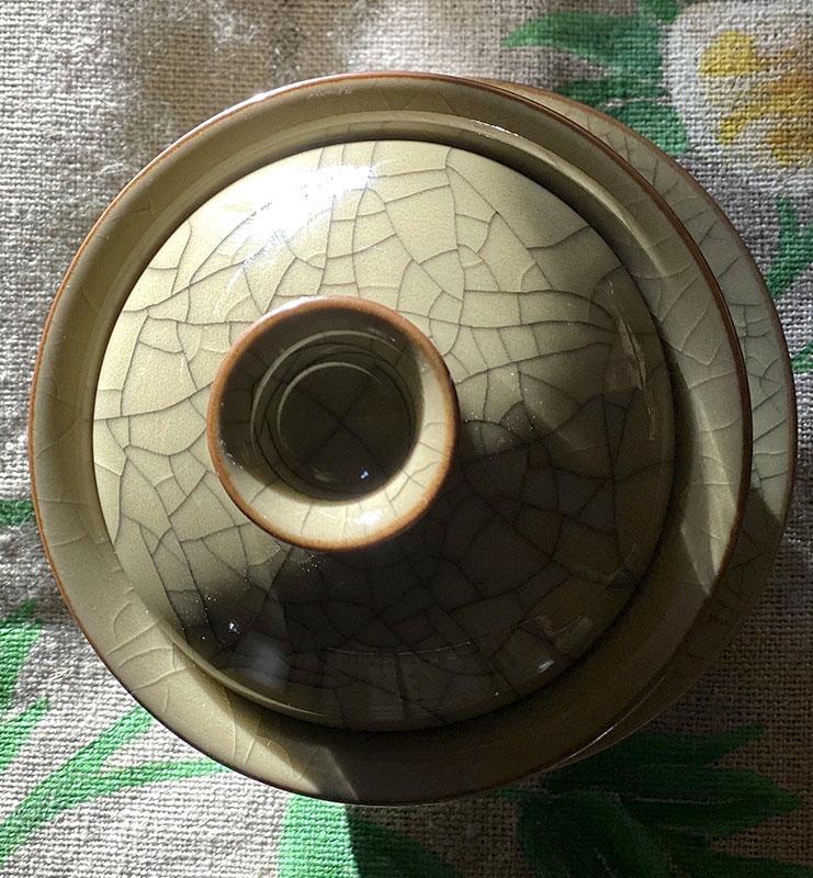 Гайвань «Цинци с трещинками»