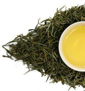 Хо Шань Хуан Я, жёлтый чай из пров. Аньхой № 800