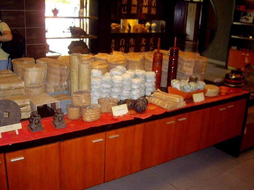 Чайное путешествие к чайным истокам: Китай