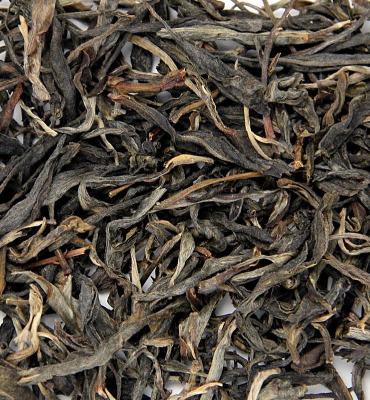 Рассыпной Шэн Пуэр с чайных гор «Иу» №3000  - фото 2