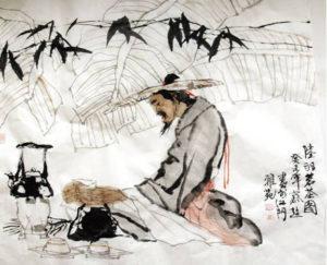 lu yui 6 300x243 - Канон чая