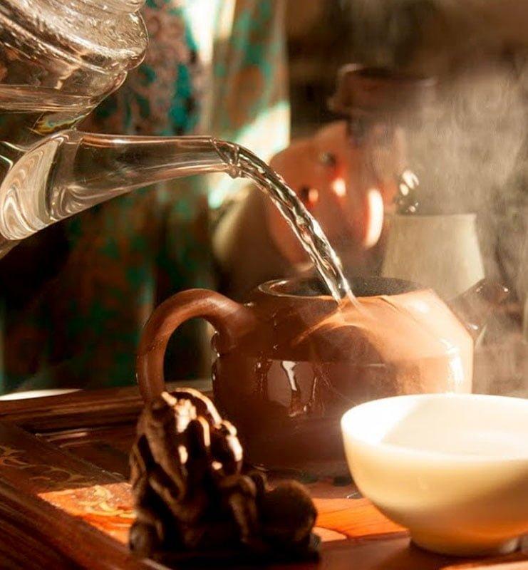 Мастер-класс по чаю