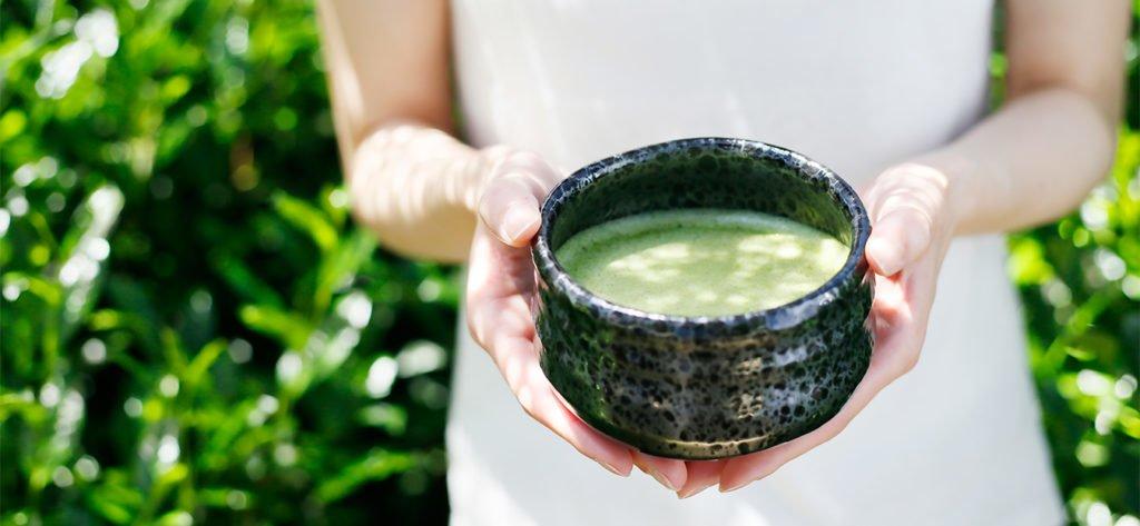 matcha green tea 2 1024x473 - Японский чай матча дома. С чего начать и как выбрать