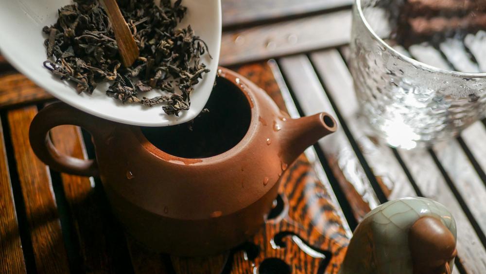 Про хранение китайского чая в домашних условиях