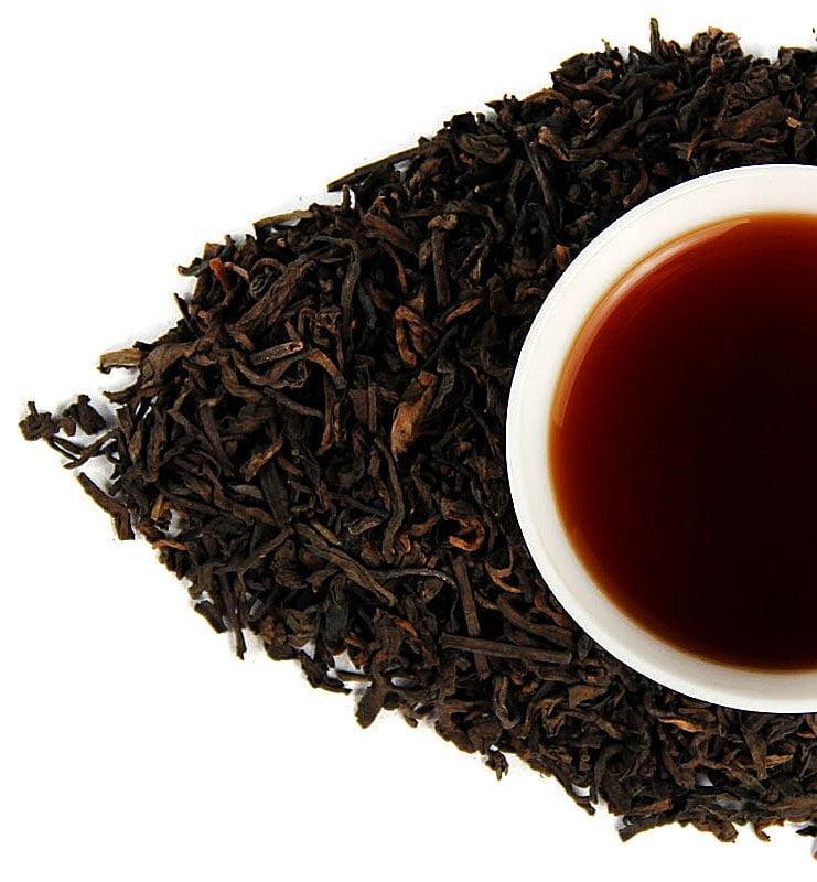 puier 800 1 - Лао Шу Пуэр, выдержанный чай 2000г (№800)