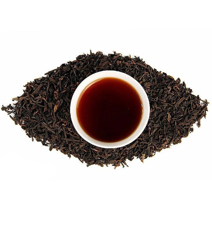 puier 800 2 - Лао Шу Пуэр, выдержанный чай 2000г (№800)