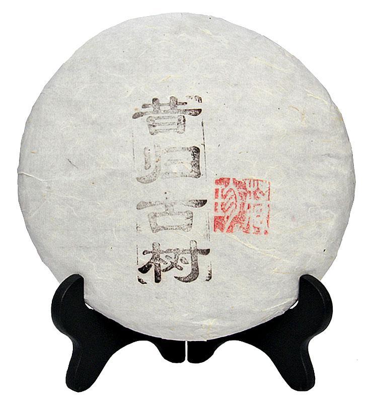 Си Гуэй Гу Шу, прессованный Шэн Пуэр № 425