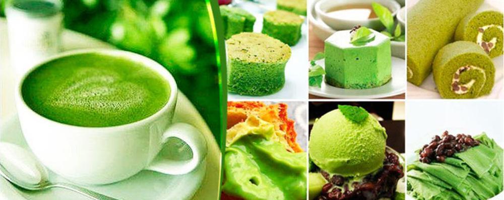 Чай в гастрономии. Часть 3
