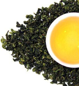 Те Гуань Инь южнофуцзяньский чай Улун (№180)  - фото