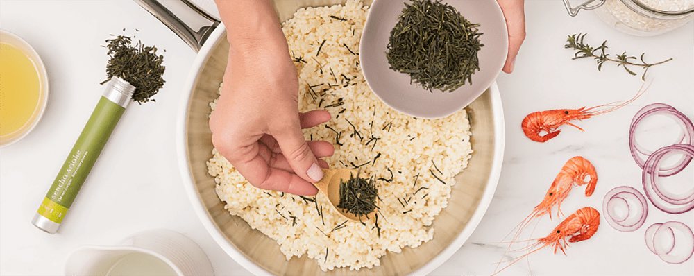 Чай в гастрономии. Часть 1