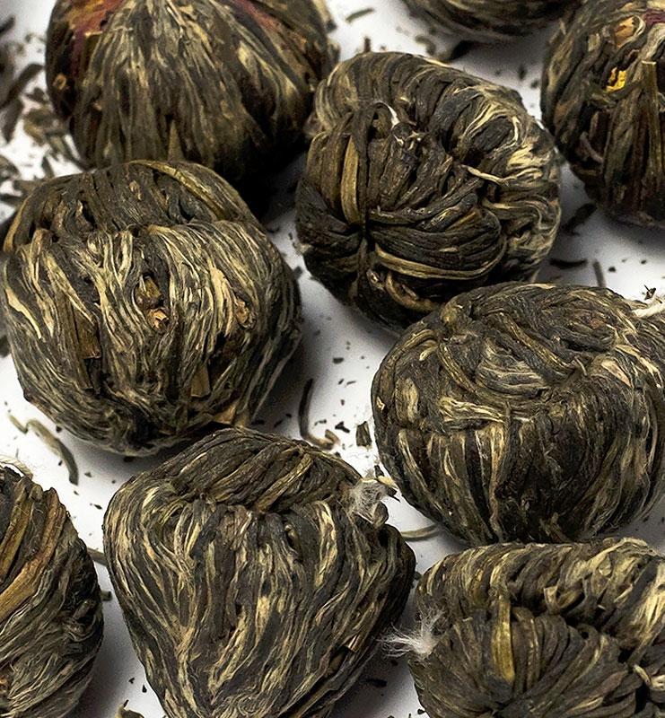 Моли Цзи Сян Жу И связанный чай с жасмином (№400)