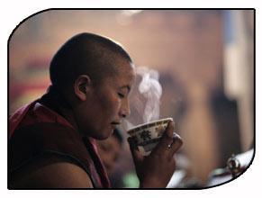 tibetan man 2 - Тибетская прит-ча о чашке чая
