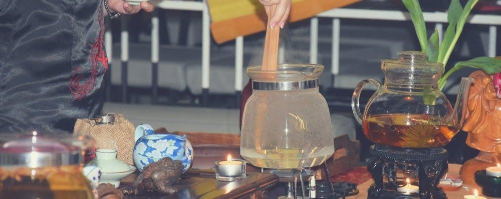 Традиционная варка чая династии Тан