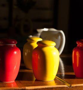 Чайница для чая из фарфора «Миниатюрные сокровища»  - фото
