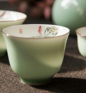 Чашка «Семена лотоса»