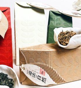 Подарочная коробка для чая  - фото 2