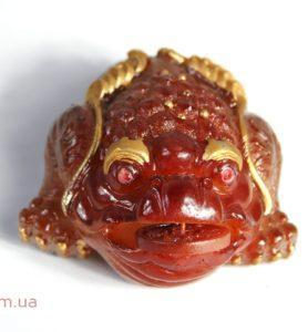 Трёхлапая жаба меняющая цвет  - фото 2