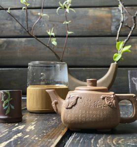 Чайник «5 символов счастья»