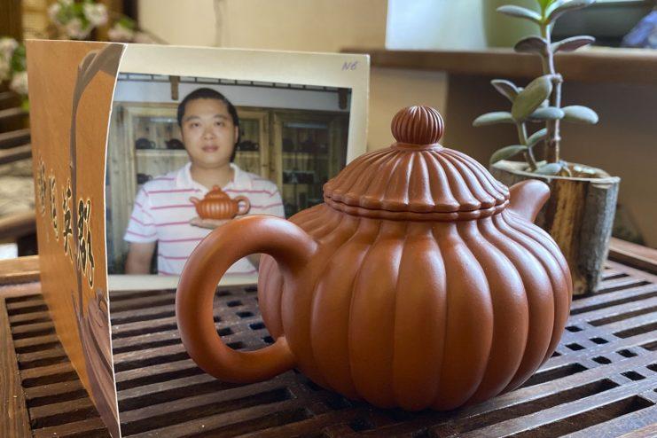 Чайник «Хризантема»  - фото 4